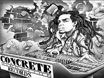 Concrete Vibration Record Label