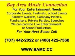 Bay Area Music Connection Management