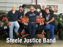 Steele Justice band