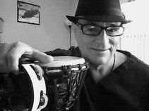 Percussionist Kevin M. Schwartz