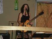 Mary Warstler/Bass Guitar and vocals