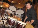 1385165093 liz on drums playing unity of nashville