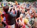 "Rocking ""Liberate Fest"" in Vermont. Rez loves Vermont!"