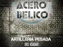 """DVD en VIVO """"Artillería Pesada"""" disponible"""