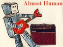 Almost Human CD Cover