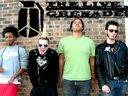 The Live Grenades current line up: Naji Lee, Owen Sykes, Miguel Cohen, Alex Stiff