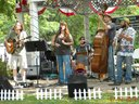 Front Porch Bluegrass Festival, July 7, 2012.  Photo by April Maceyak.