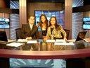 Normando Valentin, Yely Pillot, and Keyla @ WAPA TV