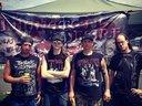 Thanatotic Desire Performs at Mayhem Fest 2012 in Camden NJ
