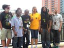 7/28/12 JUDAH TRIBE @ 2012 PEOPLE'S FESTIVAL (BOB MARLEY TRIBUTE) WILMINGTON, DE