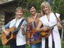 Trish, Joan & Linda at the Prescott Folk Festival