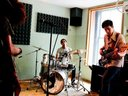 The band at work!