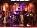 On stage at Mountain Charley's Saloon in Los Gatos CA