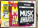 "2012 San Antonio Music Awards ""Best Music Video""."