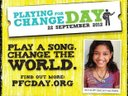 Sep 22nd 2012, Playing For Change Fundraising
