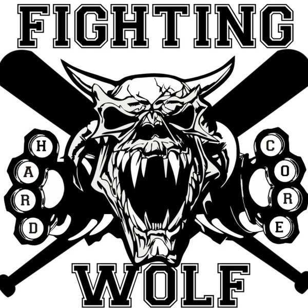 Hardcore wolf