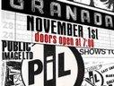 Hello Lover & PiL - Nov 1, 2012