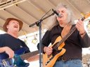 Warren and Mickey performing at the 2012 Carolina BalloonFest