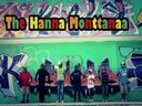 "one of the creators oh the new dance ""THE HANNA MONTTANNA"""