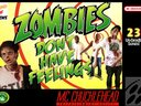 MC Chucklehead's 2nd full album, Zombies Don't Have Feelings