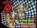 Identity theft live in las vegas punk rock pizza party