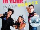 Nick Atkinson, Christiana Blain & Phil Kadet - are Exotik Robotz