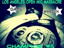 GameWarden Beat out 40 HipHop Act in Los Angeles  was rewarded the Open Mic Champion Belt