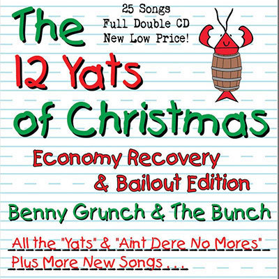 The 12 Yats of Christmas Song Clip by Benny Grunch & The Bunch ...