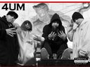 """""""WELCOME 2 THE 4UM"""" CD COVER ART (Property of Last Laugh Records, LLC-All Rights Reserved)"""