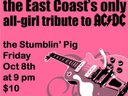 Stumblin' Pig 10/8/10