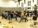 Recording a soundtrack