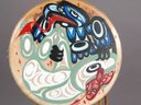 REVERBNATION.COM/N8TIVE  NEW COWICHAN TRIBES LOGO