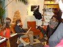 William S. Tribell Massolit Cafe Reading - Budapest Hungary
