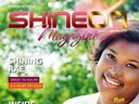Hey everyone! I'm so amazingly excited to reveal my very 1st magazine cover on Shine On Magazine JAN