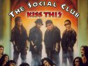 """Cover to soon to be released KISS tribute album """"KISS THIS"""" by THE SOCIAL CLUB"""