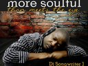 If you are the soulful type this is your beat...check it out, all songs are original