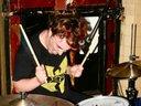 Jackson, the drummer