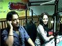 With RJ Zara of Radio Gup Shup FM