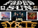 New NEW Faded Sun and Y&T Flyer for May 2013
