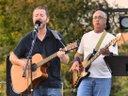 2012 Pig Roast Mason and George