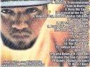 "Track Listing for ""Transmutation"" Mixtape"
