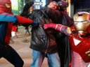 The Avengers caught me in Times Square slipping.