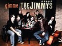 """The Jimmys, """"Gimme The Jimmys"""" album cover"""