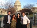 US Capitol Christmas Tree performance