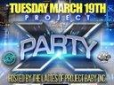 Project X Party @ Mingle City