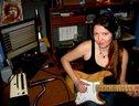 Chillin' in the studio ~