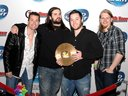 Voted Best Rock Band in Macon, GA, 11th Hour Reader Choice Awards