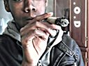 smokin a 22 g cone called the giga G.G.O.D. shit