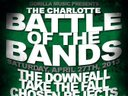 Flyer from gorrila music. battle of the bands April 27th