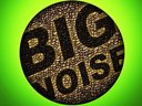 Cover for Big Noise